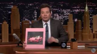 """Jimmy Fallon Plays """"Meme Machine"""" by Pink Guy on The Tonight Show with Jimmy Fallon"""