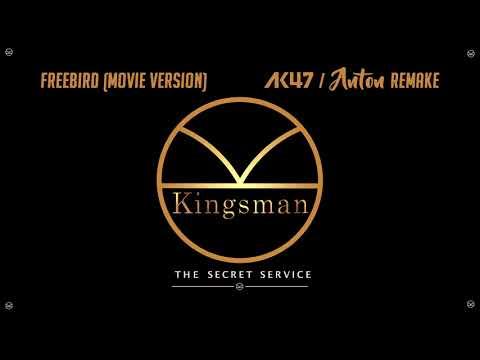Kingsman Church Scene Song - Freebird (AK47 Remake)