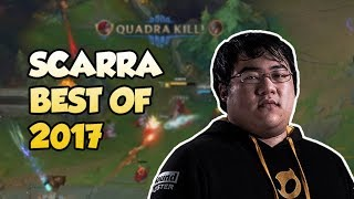 tHE PREDICTOR - SCARRA BEST OF 2017