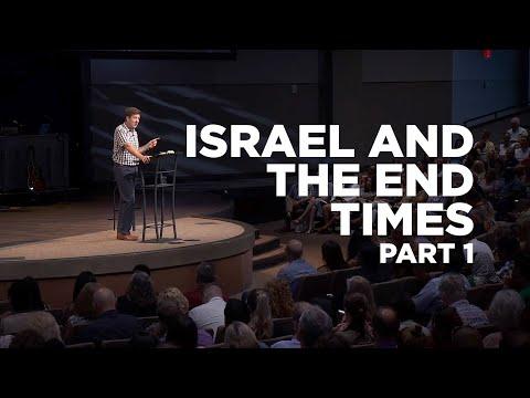 Israel And The End Times - Part 1  |  Ezekiel 36-37  |  Gary Hamrick