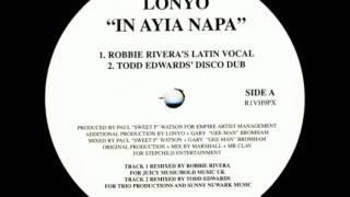 Lonyo - In Ayia Napa (Todd Edwards