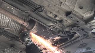 Удаление сажевого фильтра на Renault Megane .Удаление сажевого фильтра в СПБ .(Удаление сажевого фильтра на Renault Megane .Удаление сажевого фильтра в СПБ .Сегодня к нам в сервис попал автомоб..., 2015-09-14T07:06:15.000Z)