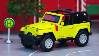 Jeep, Airplane, Car Excavator Protect The Egg - I10c Toys For Kids
