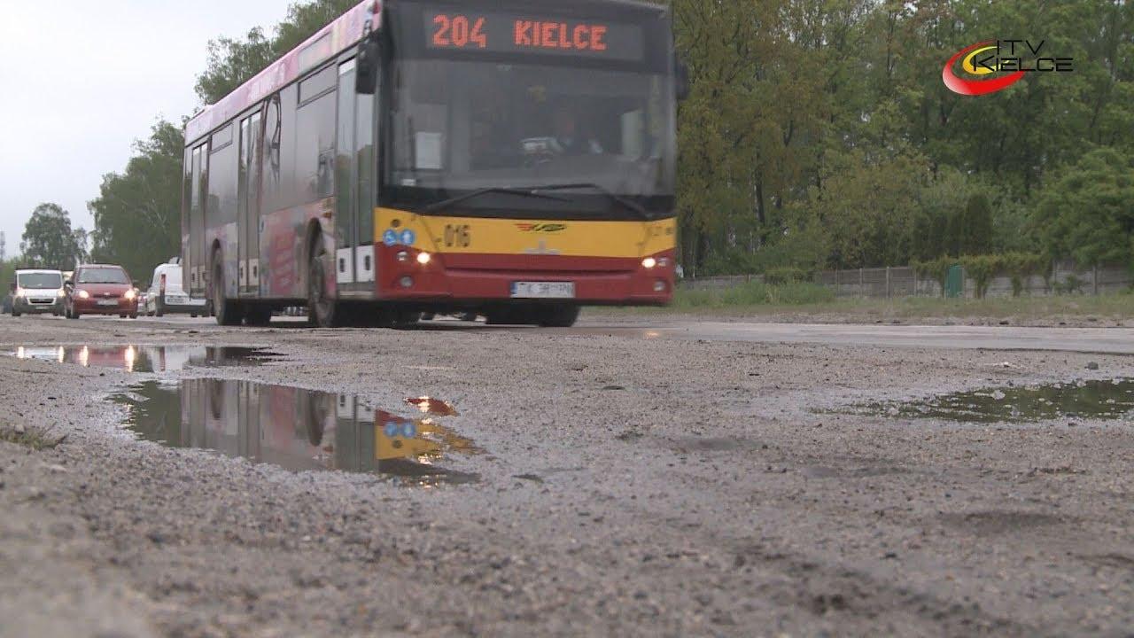 Największa inwestycja drogowa miasta rozpoczęta – ITV Kielce