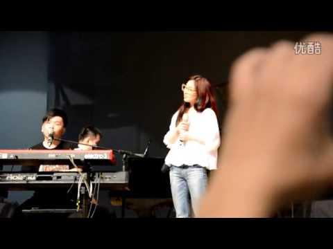 2013上海爵士节常石磊和胡维纳 哎呦嗨歌 High歌 高清