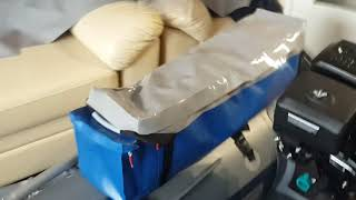 Бортовые сумки на лодку ПВХ