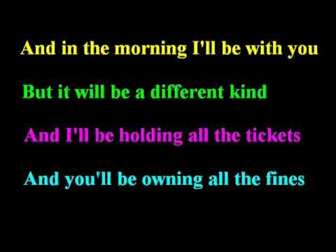 Birdy - Skinny Love (lyrics)