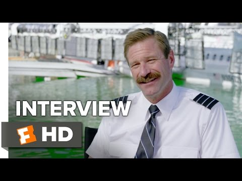 Sully   Aaron Eckhart 2016  Biopic
