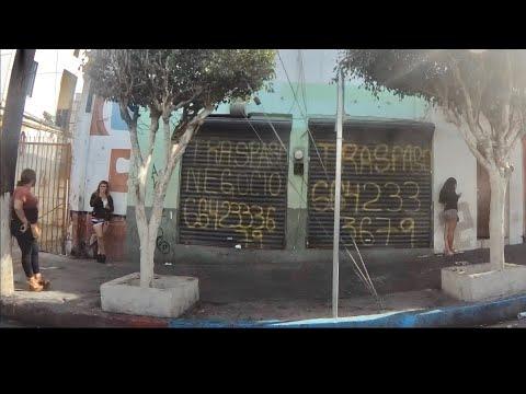 TIJUANA POR LA COAHUILA | las paraditas del centro street Tour!!