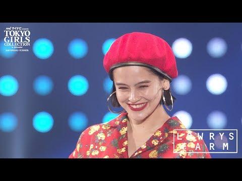 LOWRYS FARM|マイナビ presents TOKYO GIRLS COLLECTION 2018 S/S