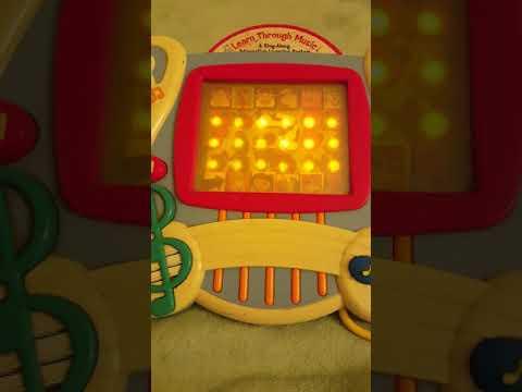 (2) LEARN THROUGH music cartridges Elmo & Dora - $4.00 ...