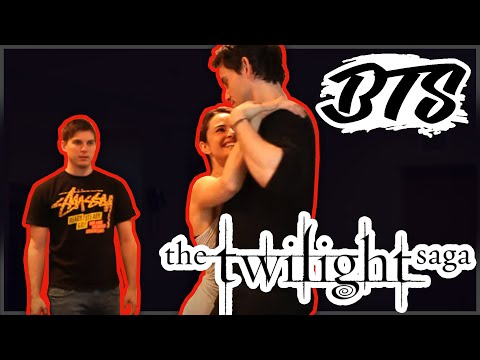 Twilight  Paul Becker, Mia Maestro & Christian Camargo Dance Rehearsal