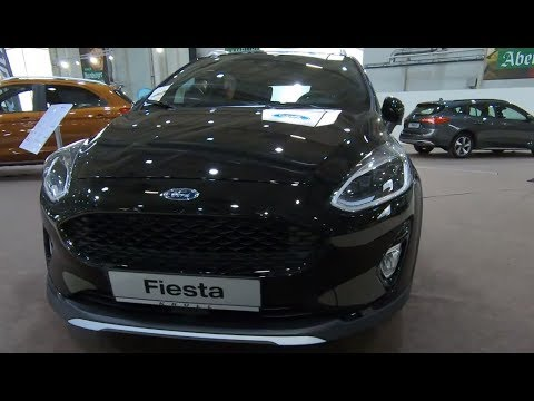 New Ford Fiesta Exterior