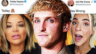 Logan Paul BOXING Mayweather, Trisha Paytas RUINS H3 Podcast, Gabbie Hanna APOLOGIZES