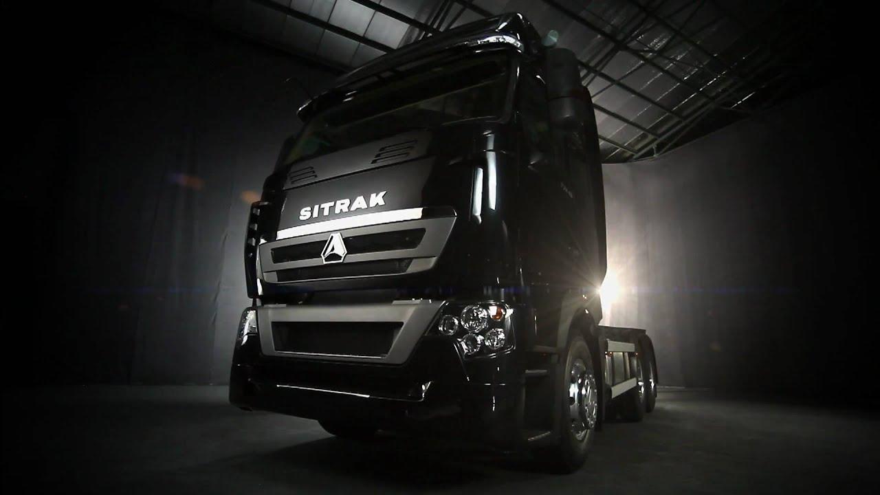 Sitrak Neue Lkw Marke Von Man Truck Amp Bus Und Sinotruk