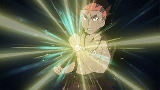UK: Kiawe & Marowak's fiery battle! | Pokémon the Series: Sun & Moon