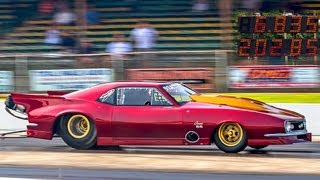 The two QUICKEST passes in Drag Week History!  6 Seconds!!!
