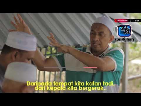Sebalik Tabir ZK : Kursus Pengurusan Jenazah - Kafan Dan Kebumi | Pak Harun