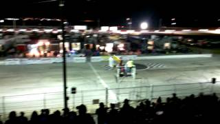 Octoberfast 2013 San Antonio Speedway fight