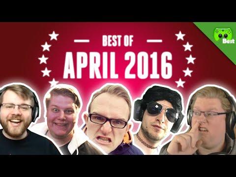 BEST OF APRIL 2016 🎮 Best of PietSmiet