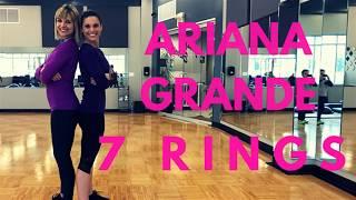 Ariana Grande 7 Rings NEW dance choreography Zumba