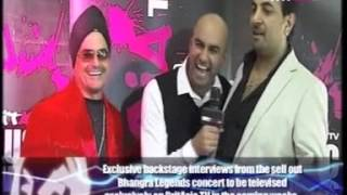 UK Bhangra Culture - Bhangra Legends Concert (Part 3)