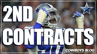 Dallas Cowboys 2018 Free Agents, Who Gets a 2nd Contract