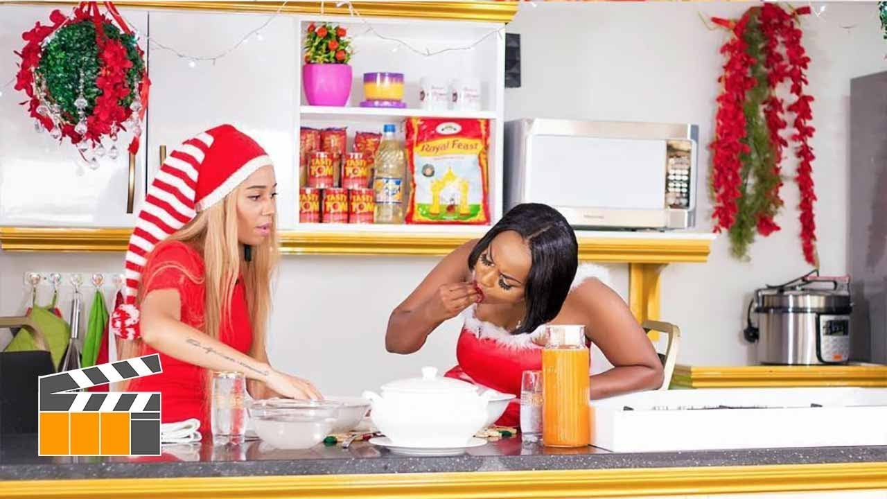 Mcbrown\'s Kitchen SE1 EP2 with Sister Derby - YouTube