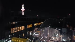 Киото. Япония. Вокзал удивляющий.