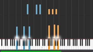 """Violetta - """"Habla Si Puedes"""" 50% speed Piano Tutorial"""