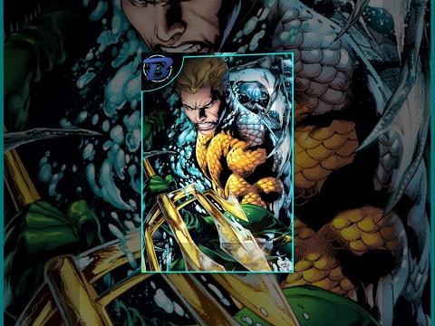 Aquaman - Dublado Motion Comic (DC Comics) 🎬