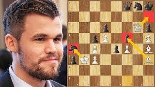 Eye of The Keymer | Keymer vs Carlsen || Grenke Chess Classic (2019) thumbnail