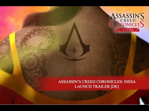 Assassin's Creed Chronicles India – Launch Trailer [DE]