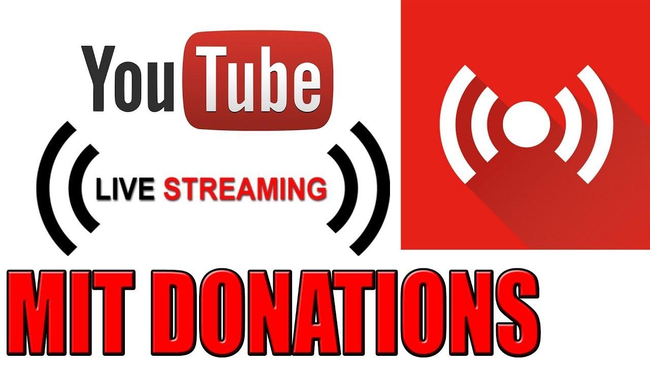 Twitch Donate Einrichten