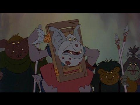 Тролль в центральном парке (1994) смотреть мультфильм