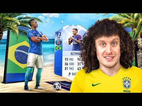 THIS CARD IS INSANE! TOTGS NEYMAR! FULL BRAZIL TEAM OF THE GROUP STAGE SQUAD! FIFA 18 ULTIMATE TEAM
