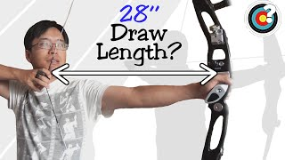 Archery | The 28-inch Draw