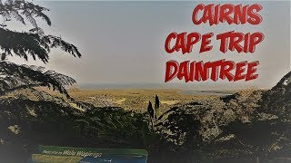 Cairns, Cape Tribulation & Daintree Tour