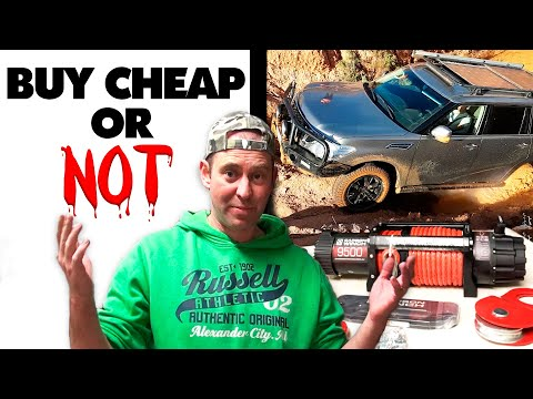WATCH THIS FIRST! Before you Buy A Winch