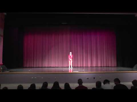 2019 Fort Recovery Middle School Idol Part 2