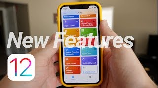 iOS 12 Released: Top New Features!