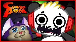TATTLETAIL Bad Mommy Furby Present Let's Play Steam Game with Combo Panda Halloween Challenge