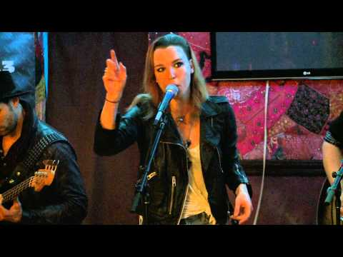 Halestorm performs Apocalyptic (Acoustic)
