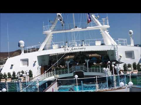 Our wonderful trip on the Golden Princess to the South Pacific