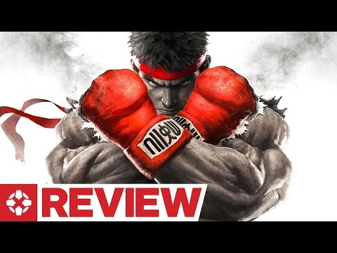 Street Fighter 5 Review