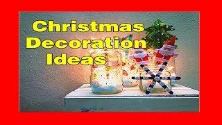 How to make christmas decoration ???? |圣诞节手工【圣诞节省钱布置法 】DIY TUTORIAL | 超级省钱好方法❤❤