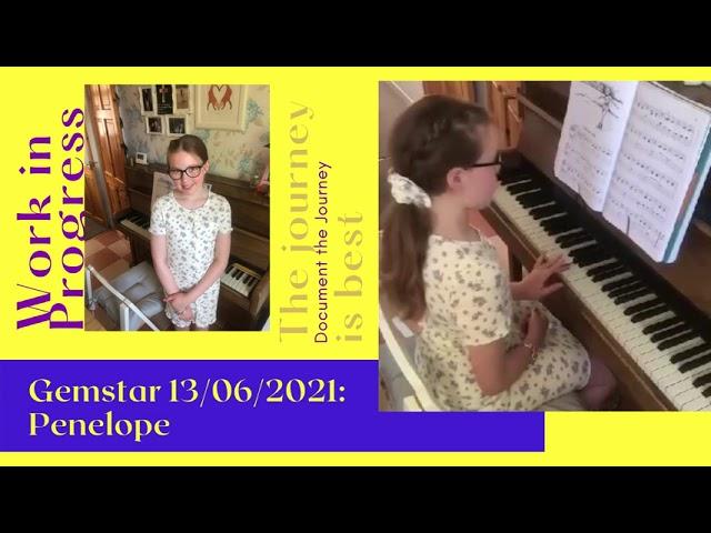 Gemstar 13/06/2021 Penelope