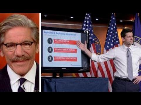 Geraldo talks Republican split over ObamaCare replacement