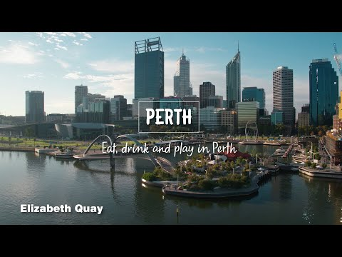Perth, Eat, Drink And Play In Perth