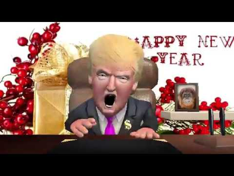 Happy New Year From Donald Trump YouTube